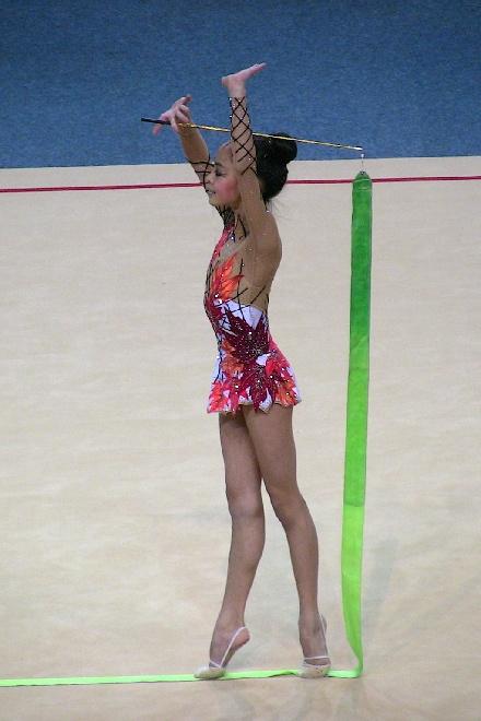 Serena Lu (USA) 20110411