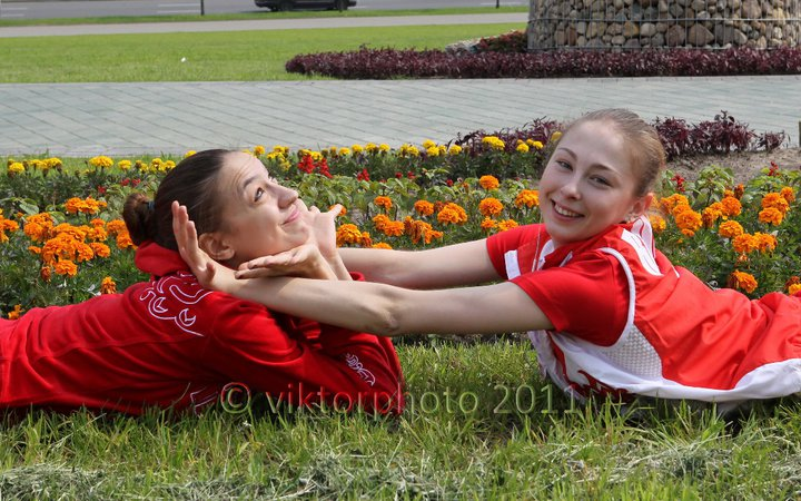Amitié entre les gymnastes 24839110
