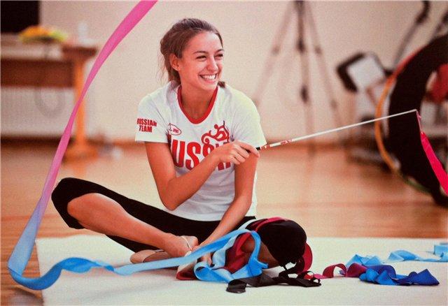 Vos photos favorites de gymnastes ! 52d88d10