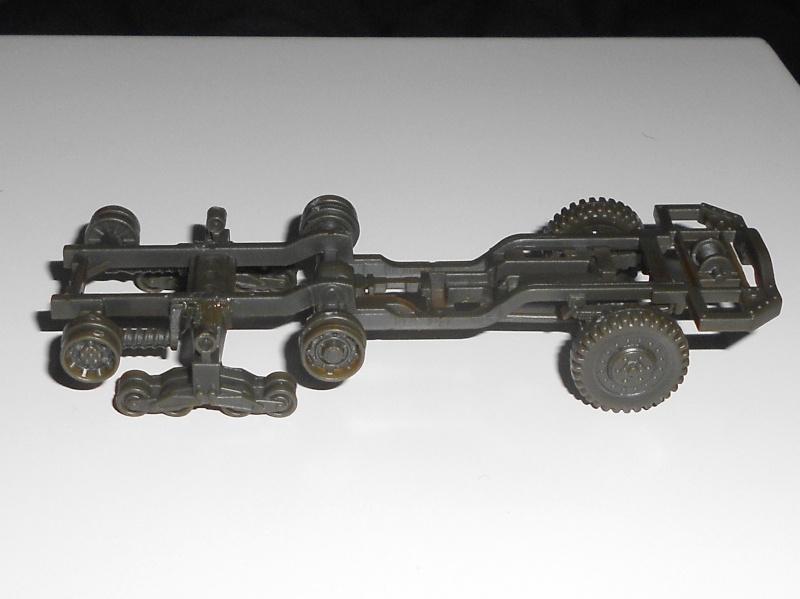 M3A1 Half-Track [Unimax 1/72] par Nicolasdu09 et M16 anti-aérien [Revell 1/76] par Panzer ==> Les faux jumeaux. Dscn0712