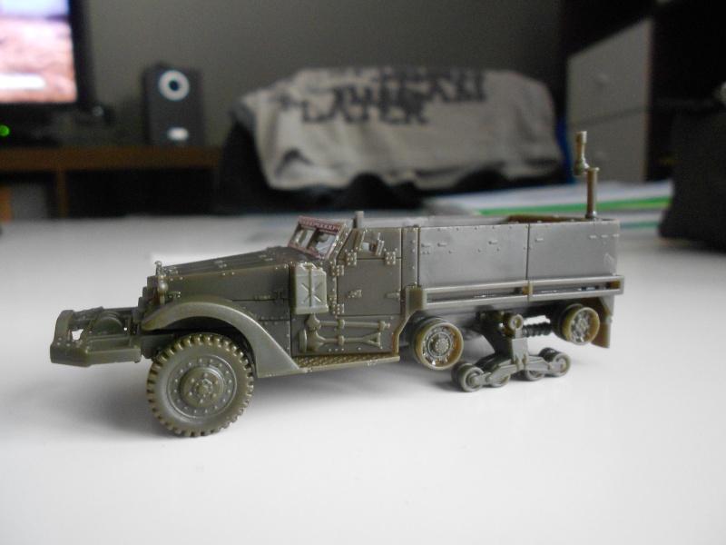 M3A1 Half-Track [Unimax 1/72] par Nicolasdu09 et M16 anti-aérien [Revell 1/76] par Panzer ==> Les faux jumeaux. Dscn0812
