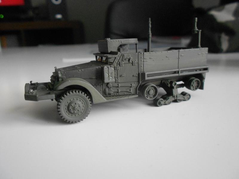 M3A1 Half-Track [Unimax 1/72] par Nicolasdu09 et M16 anti-aérien [Revell 1/76] par Panzer ==> Les faux jumeaux. - Page 2 Dscn0918