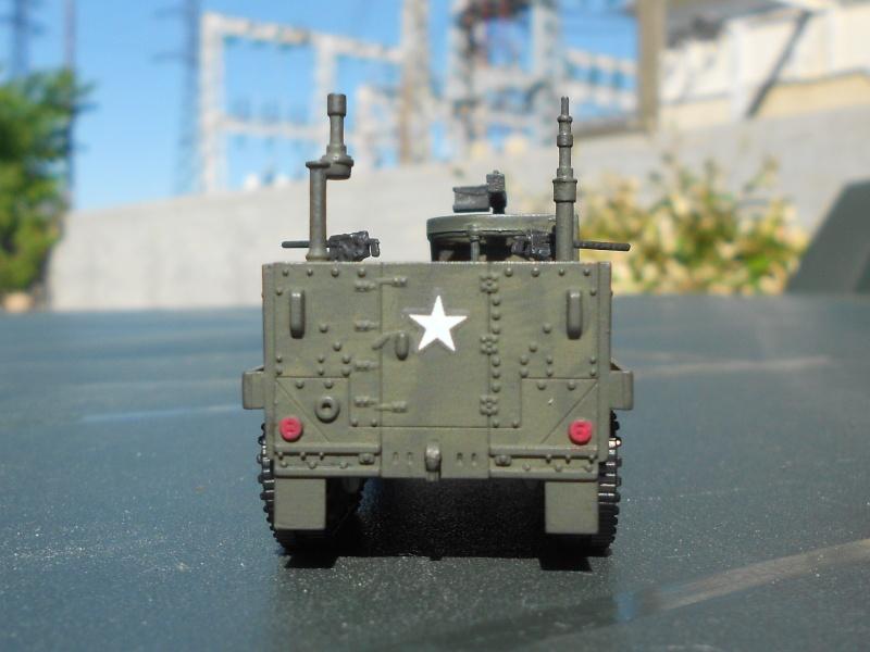 M3A1 Half-Track [Unimax 1/72] par Nicolasdu09 et M16 anti-aérien [Revell 1/76] par Panzer ==> Les faux jumeaux. - Page 3 Dscn1119