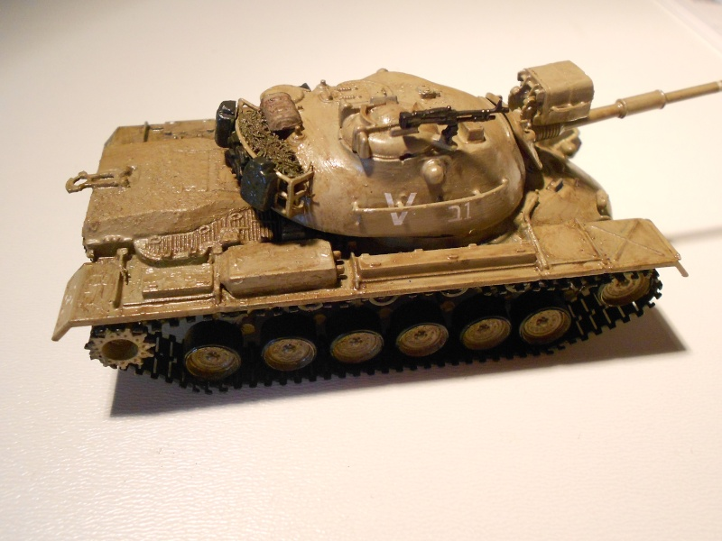 M48 A5 israélien [Revell, 1/72] Fin_710