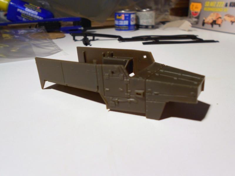 M3A1 Half-Track [Unimax 1/72] par Nicolasdu09 et M16 anti-aérien [Revell 1/76] par Panzer ==> Les faux jumeaux. Grappe14