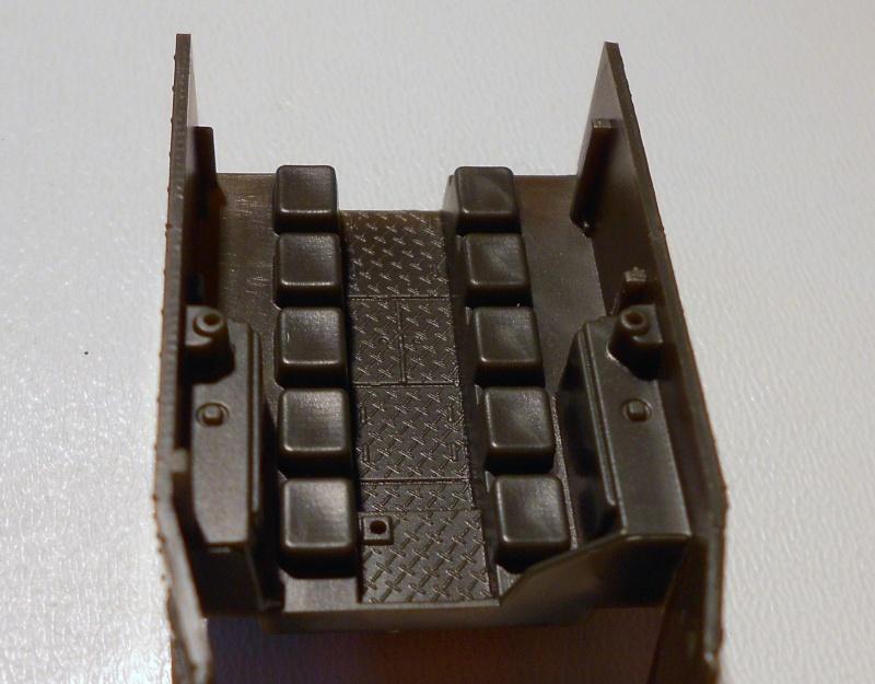 M3A1 Half-Track [Unimax 1/72] par Nicolasdu09 et M16 anti-aérien [Revell 1/76] par Panzer ==> Les faux jumeaux. Grappe15