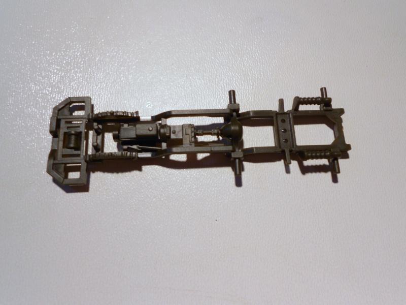 M3A1 Half-Track [Unimax 1/72] par Nicolasdu09 et M16 anti-aérien [Revell 1/76] par Panzer ==> Les faux jumeaux. Grappe16