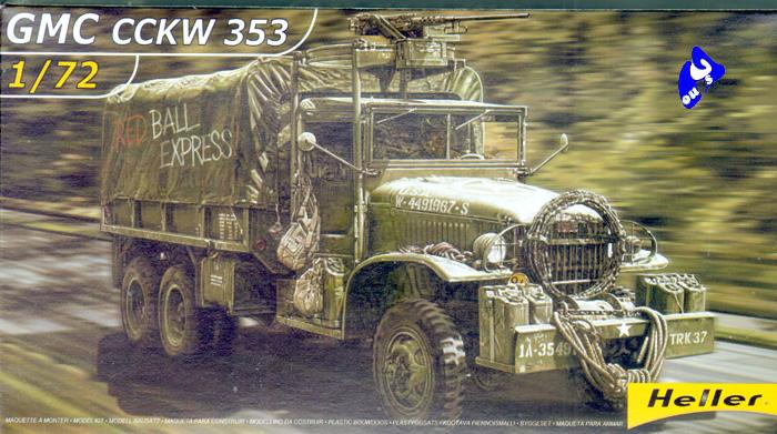 GMC CCKW 353 [Heller, 1/72] H7999610