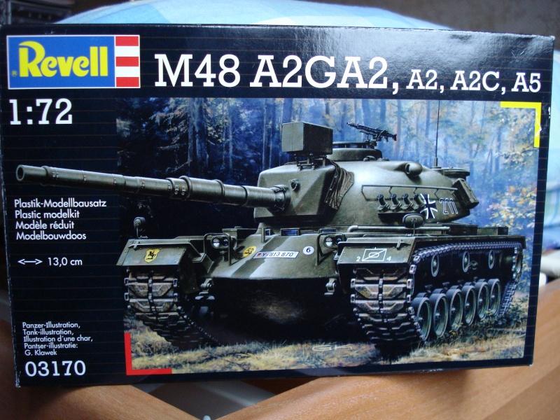 M48 A5 israélien [Revell, 1/72] Photo_10