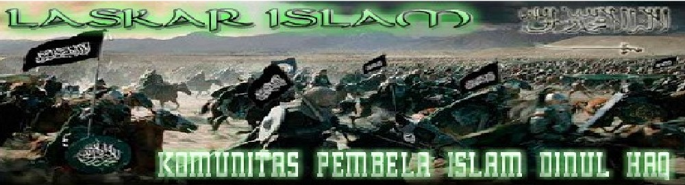 Surat netter Penyaran kepada Forum Laskar Islam Kedua Logofo12