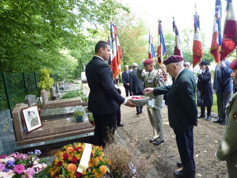 HOURDIN Roger Parachutiste SAS, l'un des derniers est mort dans sa 89e année P1100817