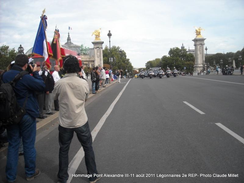2e REP Hommage aux 2 Légionnaires tombés le 17 août 2011 en Afghanistan  Vrac_119