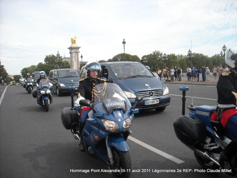2e REP Hommage aux 2 Légionnaires tombés le 17 août 2011 en Afghanistan  Vrac_121