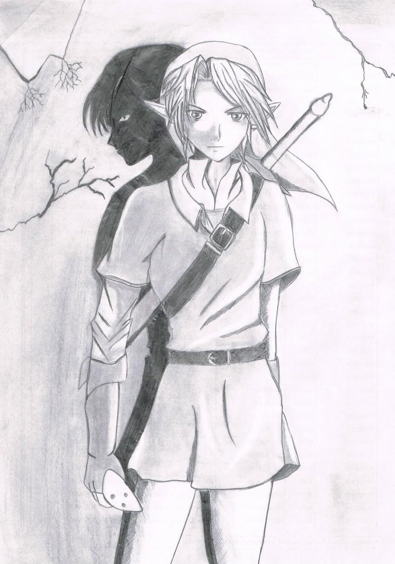 Exemple De Dessin Partie Zelda