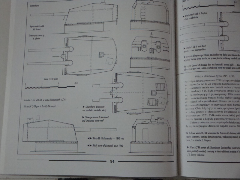 1:72 Scale German WW2 Heavy Battle Cruiser K.M.S. Scharnhorst 1943 - Page 2 Dsc02520