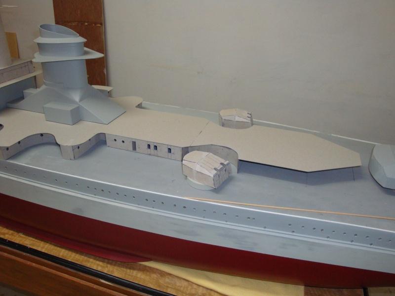 1:72 Scale German WW2 Heavy Battle Cruiser K.M.S. Scharnhorst 1943 - Page 6 Dsc02750