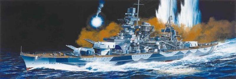 1:72 Scale German WW2 Heavy Battle Cruiser K.M.S. Scharnhorst 1943 - Page 4 Hi-pi010