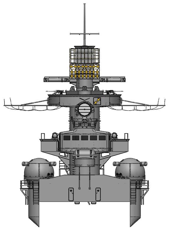 1:72 Scale German WW2 Heavy Battle Cruiser K.M.S. Scharnhorst 1943 - Page 3 S17010