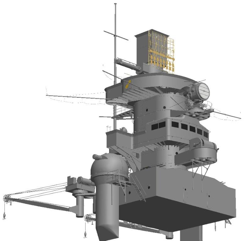 1:72 Scale German WW2 Heavy Battle Cruiser K.M.S. Scharnhorst 1943 - Page 3 S17410