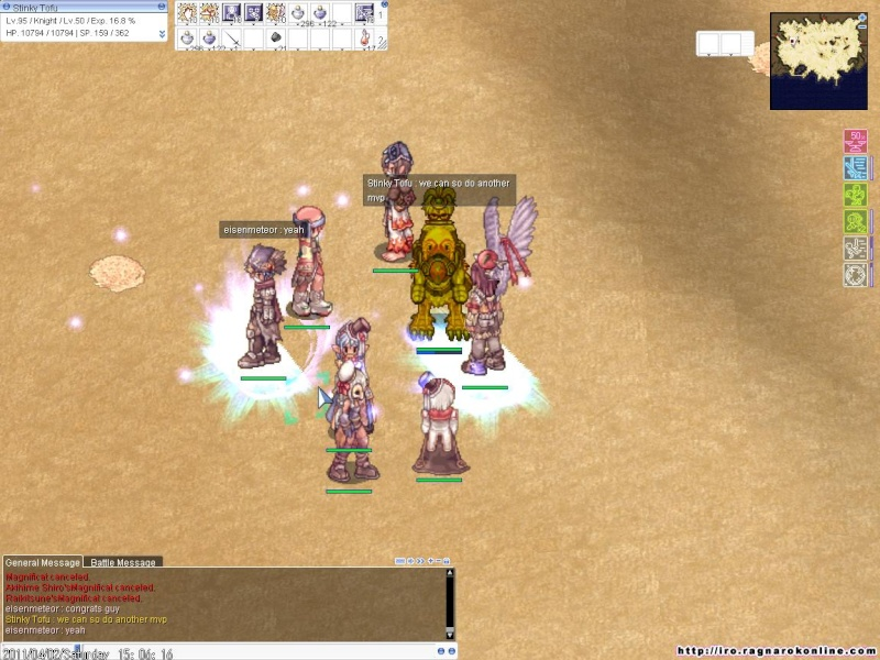 EssenceRO - Ragnarok Online that's been up for 5 years and continuing~ - Page 3 Screen12