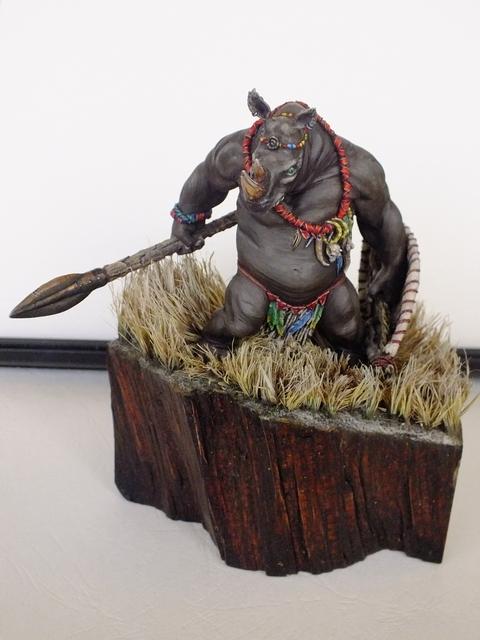 Wip de MarcH : Rhinotaure Maasai Dscf6810