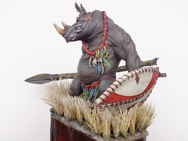 Wip de MarcH : Rhinotaure Maasai Dscf6811