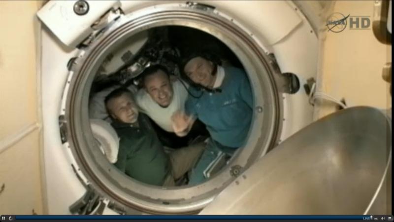 [Soyouz TMA-21] Retour sur terre le 16.09.2011. Ceremo11