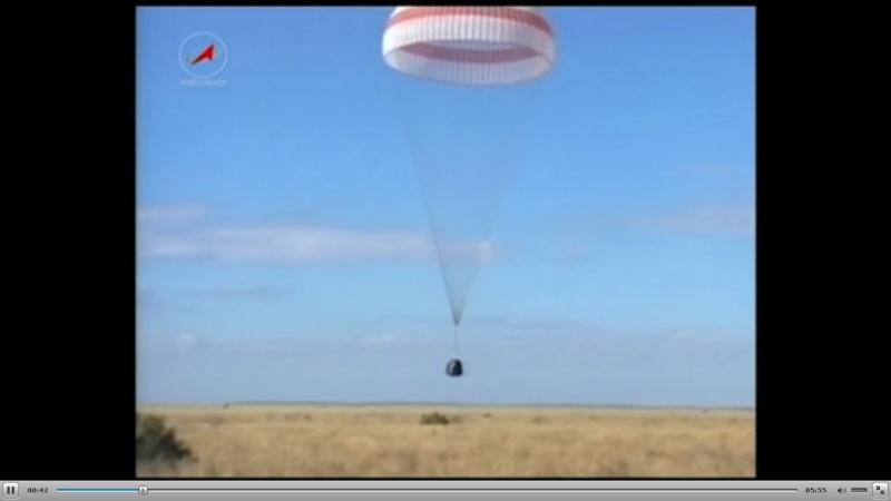 [Soyouz TMA-21] Retour sur terre le 16.09.2011. Retour10