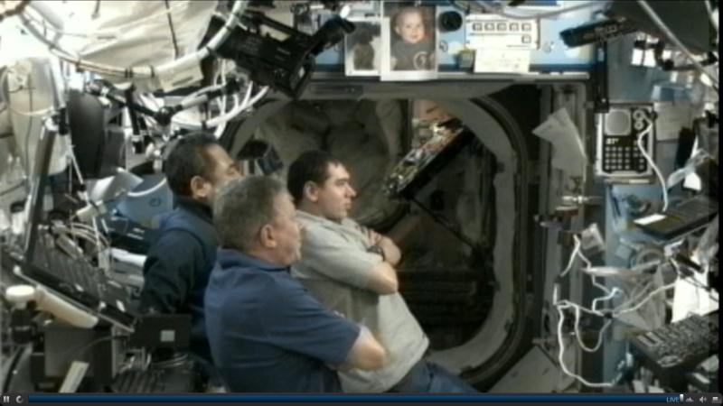 [Soyouz TMA-22] lancement & Amarrage  [succès]. - Page 3 Soyuz_13