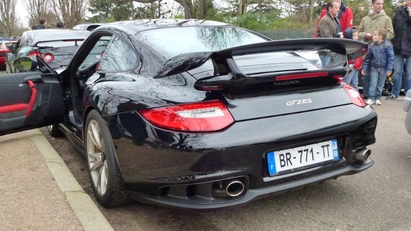 Cars & Coffee du 8 janv 2012 P1000612