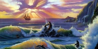 Entre les Rêves et la Réalité: Le Flood