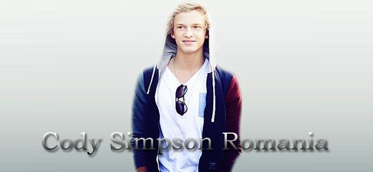 Cody Simpson Romania