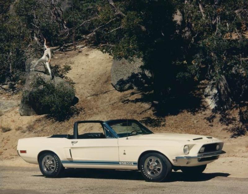 Quelque photo original de Shelby 1968 1968_s14