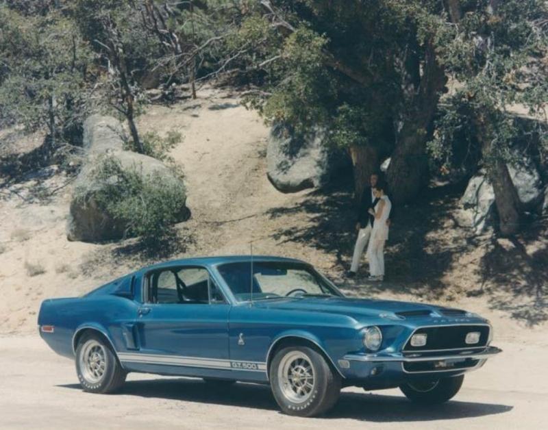 Quelque photo original de Shelby 1968 1968_s15