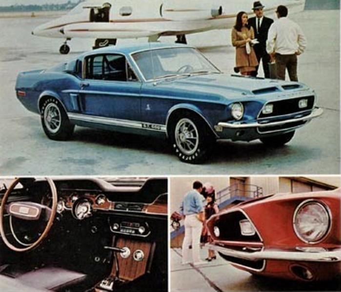 Quelque photo original de Shelby 1968 1968_s16