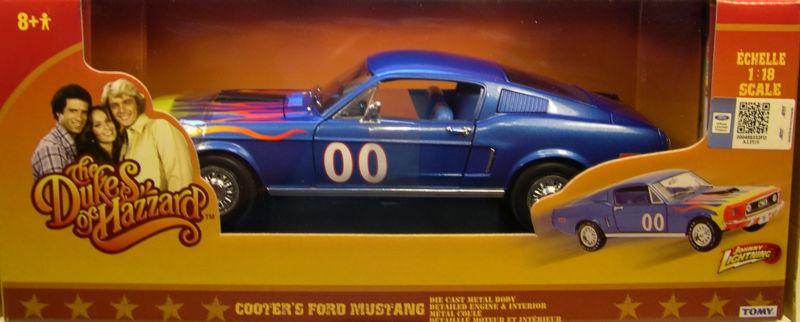 Mustangs 1968 à l'échelle 1:18  Double10