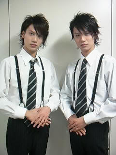 Let's play the which one is Shinpei (Hikaru) game! Manshi10