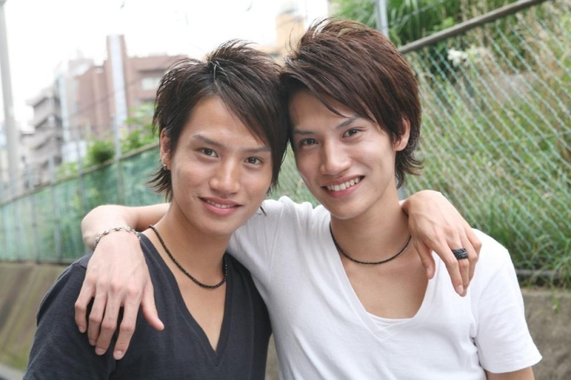 Let's play the which one is Shinpei (Hikaru) game! Shinny10