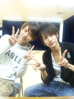 Let's play the which one is Shinpei (Hikaru) game! Shinpe10