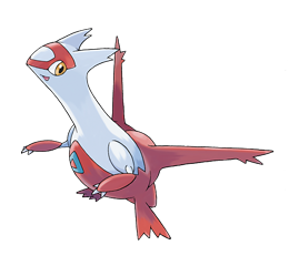 The LEGENDARY Team II Latias10