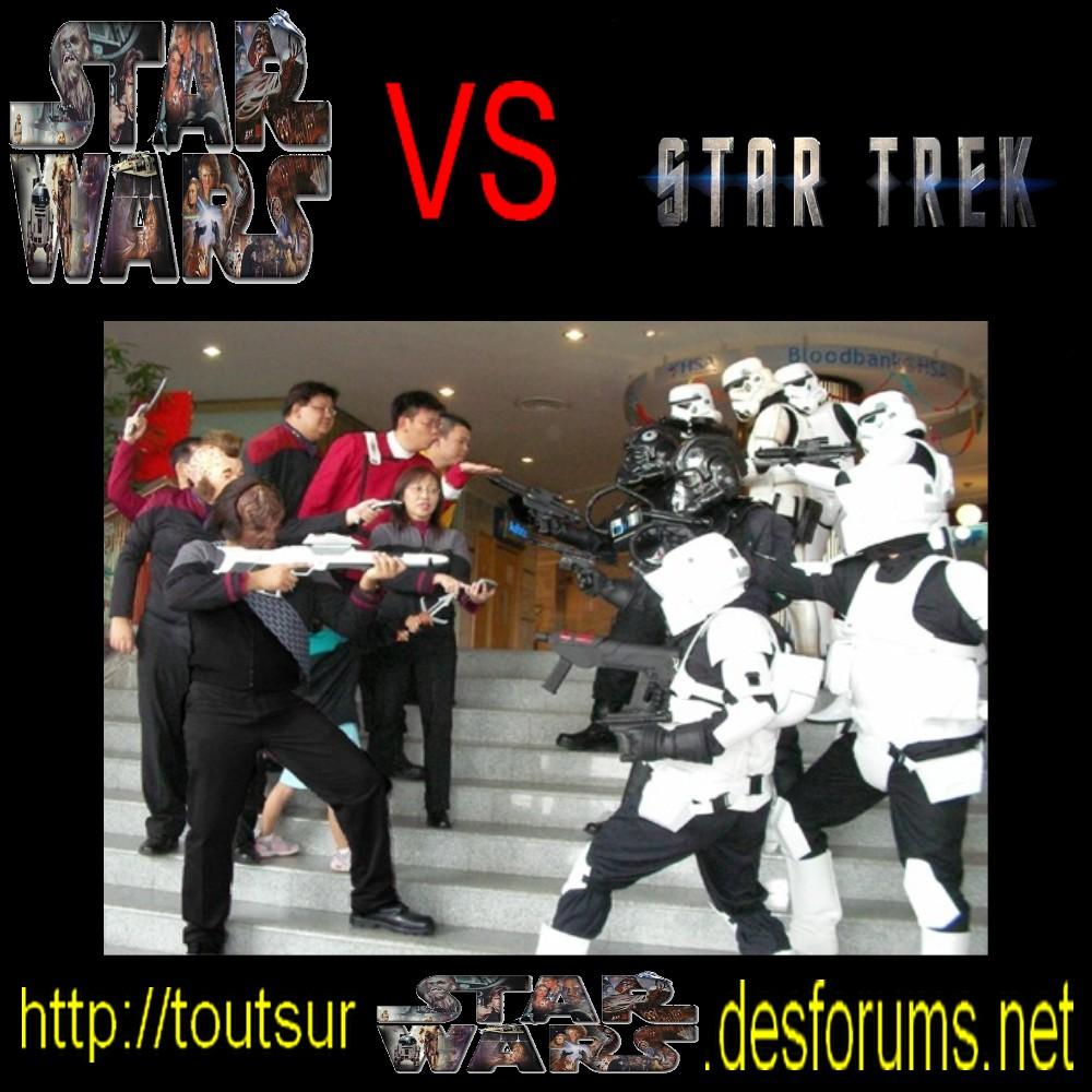 STAR WARS saga et histoire