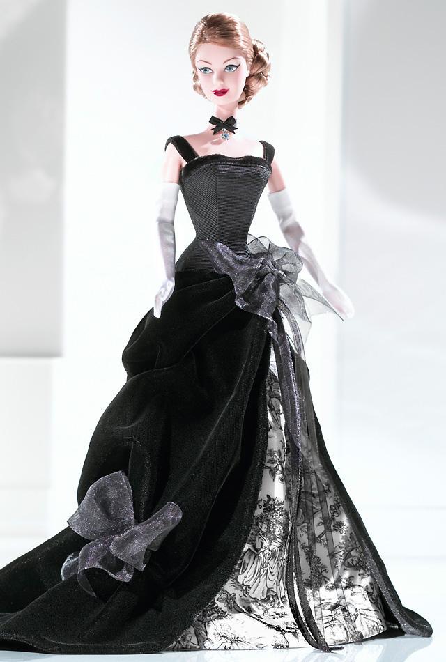 Mes Barbies de collection Design10