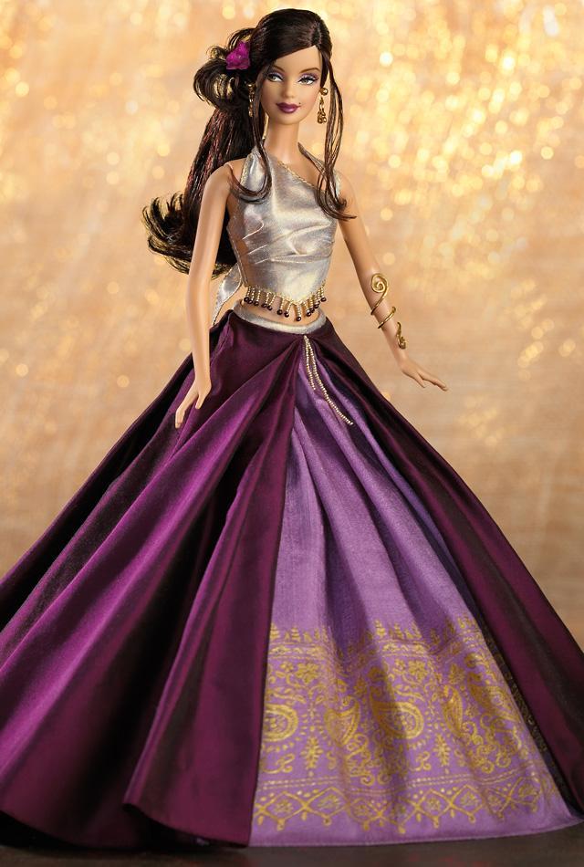 Mes Barbies de collection Design11