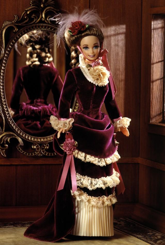 Mes Barbies de collection Victor10