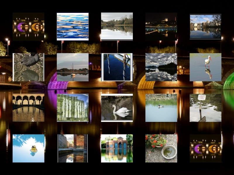 """Concours """"photo"""" du mois de mars 2012. Thème : """"Reflet sur l'eau"""" Concou10"""