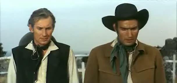 L'ombre de Zorro [ Cabalgando hacia la muerte ] . 1963 . Joachim Luis Romero Marchent . 11112
