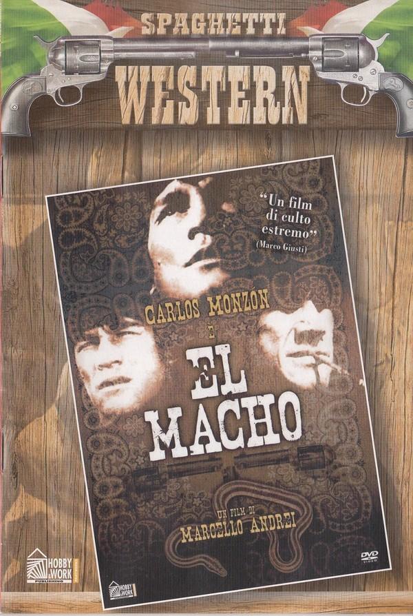El Macho - Marcello Andrei - 1977 1112