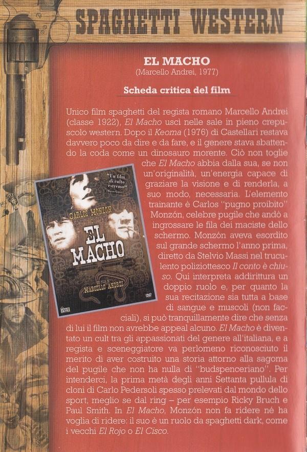 El Macho - Marcello Andrei - 1977 2211