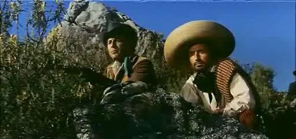 L'ombre de Zorro [ Cabalgando hacia la muerte ] . 1963 . Joachim Luis Romero Marchent . 22212