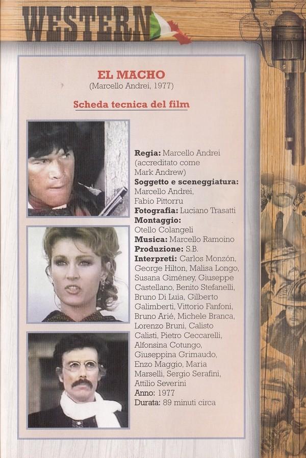 El Macho - Marcello Andrei - 1977 3311
